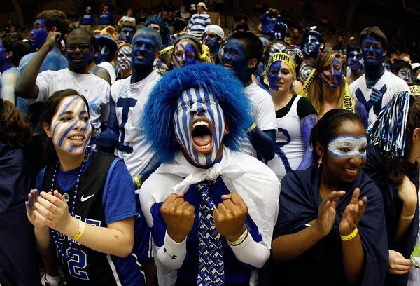 Crazy-Duke-basketball-fan
