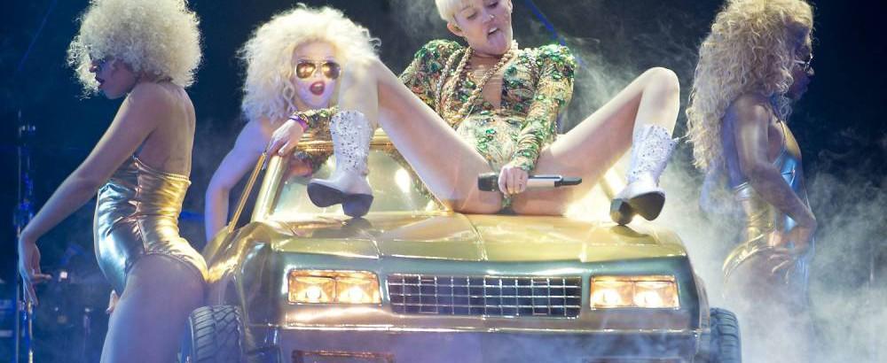 Miley Está Pasando